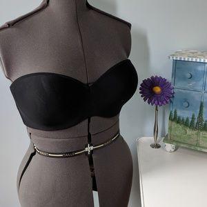 Lilyette Strapless Bra - Size 36D